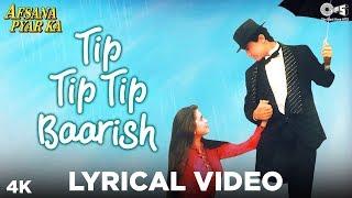 Tip Tip Tip Tip Barish Lyrical- Afsana Pyar Ka | Aamir Khan \u0026 Neelam | Bappi Lahiri |Asha, Amit