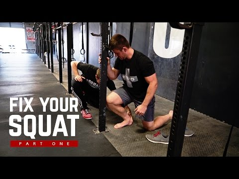 Fix Your Squat: Part 1 - Ankle Mobility for Squatting w/ Dr. Aaron Horschig of Squat University