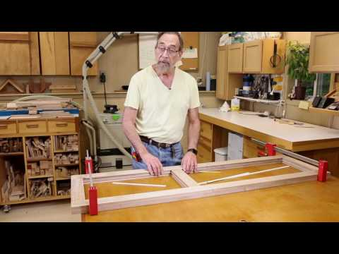 Sliding Bypass Doors Part 4 - The Down to Earth Woodworker
