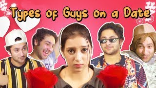 Types of Guys On a Date   Harsh Beniwal   Valentine's Day Special