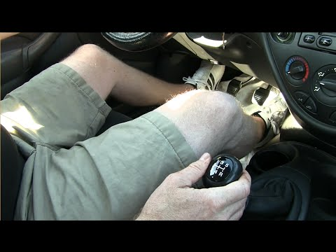 How To Drive A Stick Shift Car