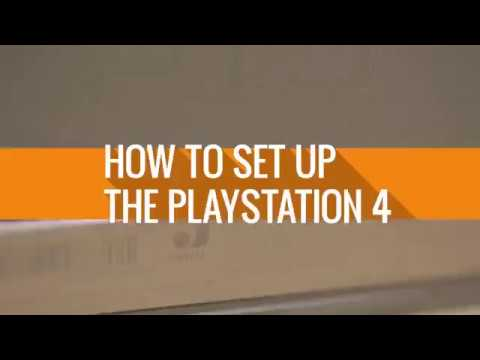 How to setup your ps4 or ps4 slim  2017