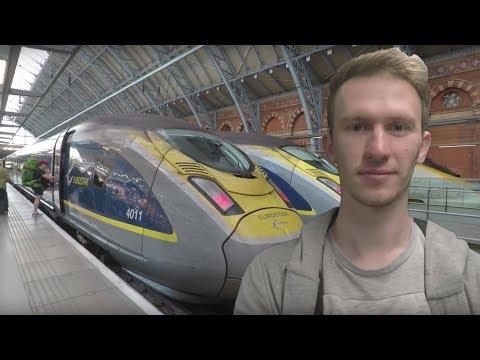 London to Paris: Train vs Plane