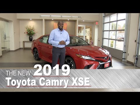New 2019 Toyota Camry XSE | Mpls, St Paul, Brooklyn Center, Coon Rapids, MN | Review