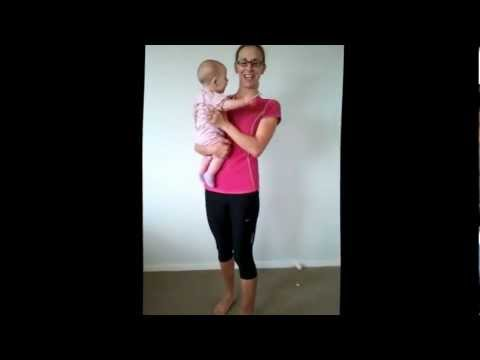 How to Carry your Baby Pain Free Post Pregnancy: Reduce Diastasis recti