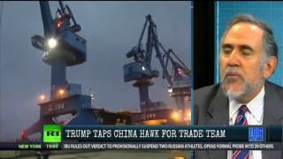 How This Trump Appointment Will Shake Up Trade W/china