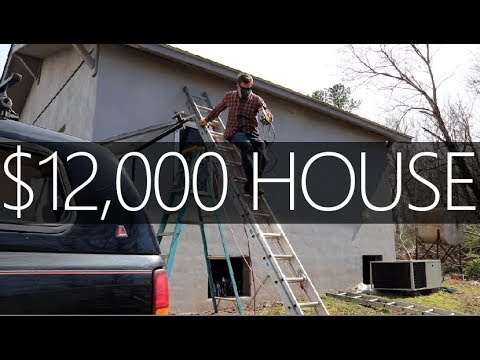 $12k CASH HOUSE - Attic Ventilation - #29