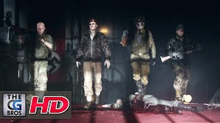 "CGI 3D Animated Trailers: ""RAID World War 2 Cinematic"" - by Bläck"