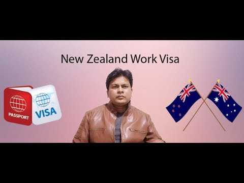 New Zealand Work Permit