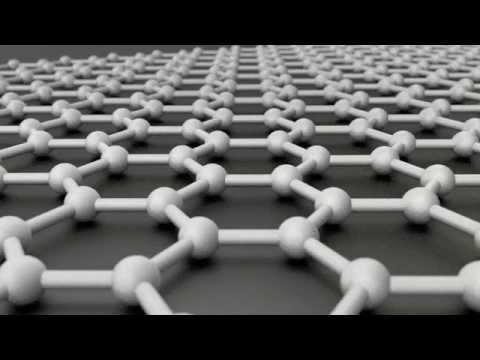 How to make graphene with Blender