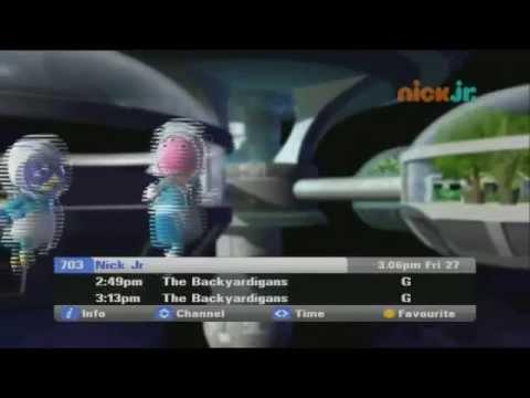 Average TV Day - Foxtel iQHD Australia