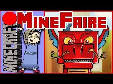 Minefaire Minecraft Server  Building My House#5  Mrs. Samantha
