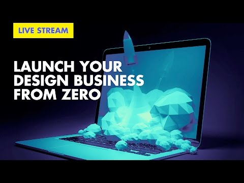🔴 How to Launch a Creative Business From Zero