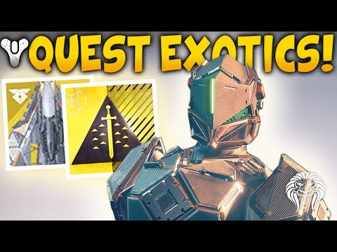 Destiny 2: EXTRA QUEST REWARD & REMOVED CONTENT! Bungie Responds, Crazy Exotic & New Update