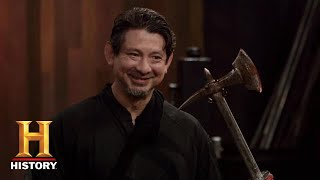 Forged in Fire: TOP MEDIEVAL WEAPONS TESTED (8 Swords, Axes, and More) | History