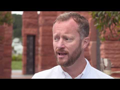 Australian Memorial Wellington - Mark Newdick Landscape Architects