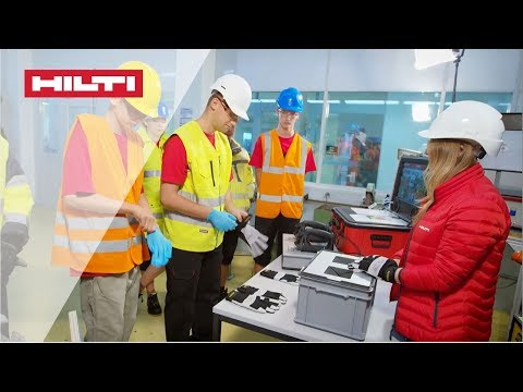 INTRODUCING the Hilti Health & Safety Training for Vibration