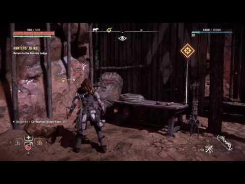 Horizon Zero Dawn Live PS4 Gameplay Part 4