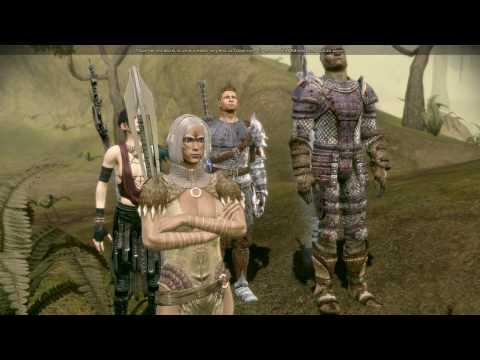 Dragon Age: Origins - The Grand Oak (The Elder Tree)
