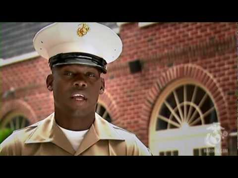 Meeting A Recruiter - U.S. Marine Corps