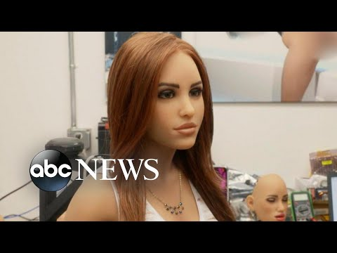 Xxx Mp4 You Can Soon Buy A Sex Robot Equipped With Artificial Intelligence For About 20 000 3gp Sex
