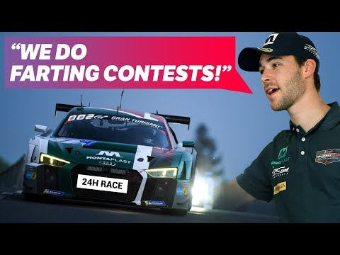 24 Hour Races: What Do Drivers Do?