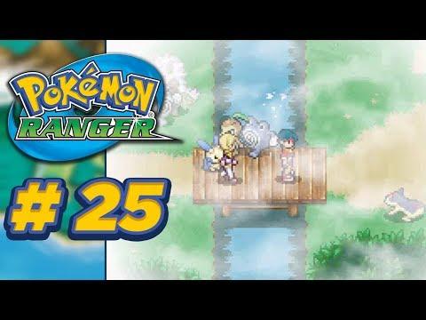 Pokemon Ranger :: Ep 25 - A Foggy Frontier!