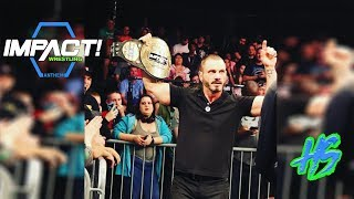 Austin Aries Returns to IMPACT WRESTLING & Wins IMPACT GLOBAL TITLE | My Thoughts