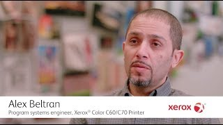Xerox Color C60/70 Printer: Insights on the Xerox Integrated Color Server