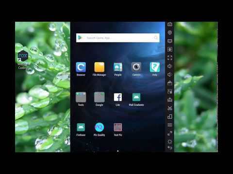 Make your Android Emulator fast