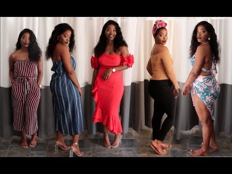 Fashion Nova Has Stepped it up! Summer Try On Haul (Thick/Curvy Girl)❤️