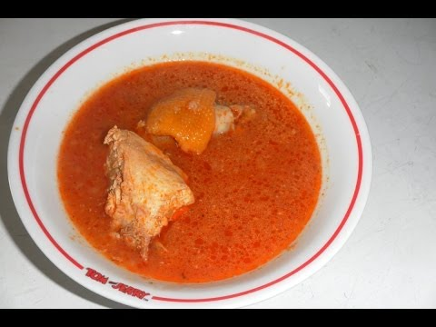 How to Make Ghanaian Light Soup (Abena's Style)