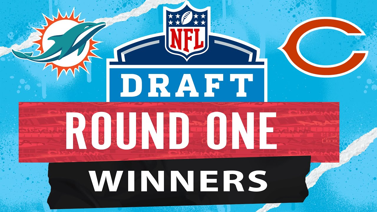 Biggest Winners from Round 1 of the 2021 NFL Draft