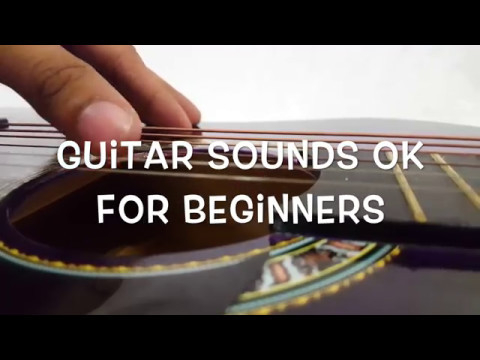 Jixing Acoustic Guitar