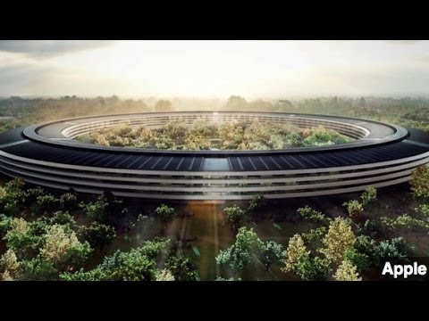 Apple Gets Go-Ahead to Build 'Spaceship' Campus