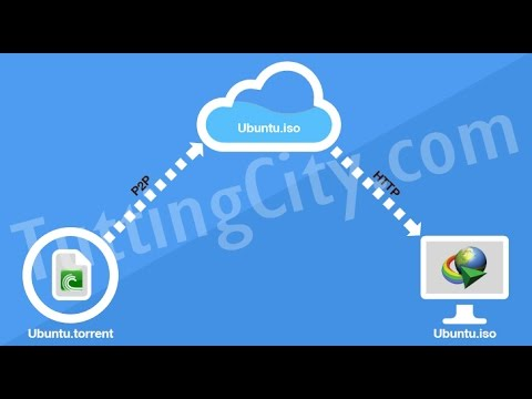 How to Download Torrent fles using IDM