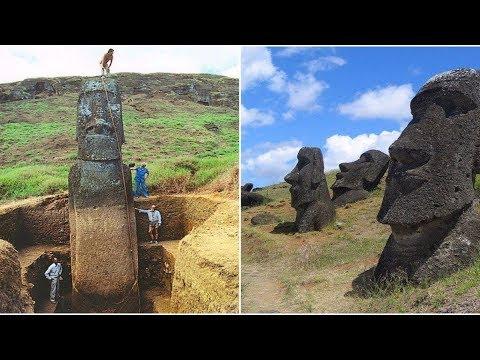 8 Ancient Constructions Still Baffle Us