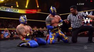 All Of Kalisto Championship Wins In WWE