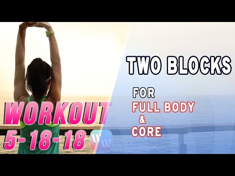 Workout 5-18-18