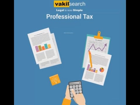How to Apply for Professional Tax Online ?