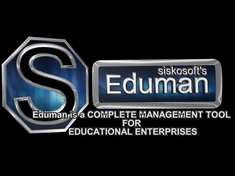 Eduman(Educational Management Software) Demo By-Siskosoft..