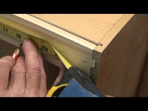 Wall Cabinet Mounting Techniques