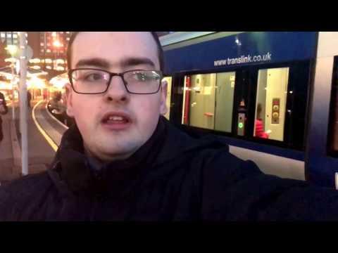 Belfast Great Victoria Street Train Station (20/2/17)