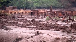 Dam collapse creates environmental disaster in Brazil