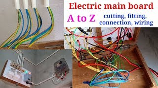 Download How to make electric main board ।। ewc ।। jan 2019 Video
