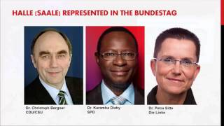The electoral connection: Members of Parliament and their district | Michael Kolkmann | TEDxUniHalle