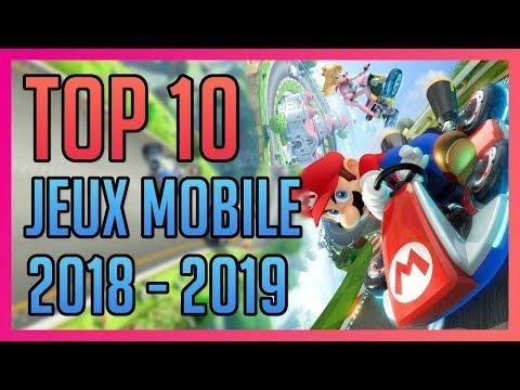 Top 10 des jeux mobiles iOS et Android les plus attendus ( 2018-2019 ) !