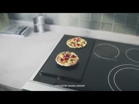 Range with Flexible Elements from Frigidaire Professional