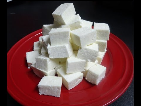 How to make Paneer ( Cottage Cheese )