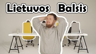 LIETUVOS BALSIS